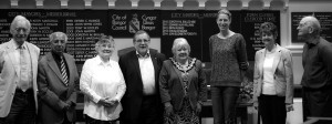 Meeting the mayors of Bangor image