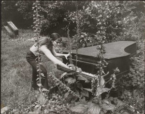 Piano Garden (1969-70 - Ingatestone, Essex)