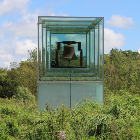 image of the The Bell sound art work