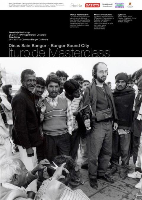 Iturbide Masterclass poster image