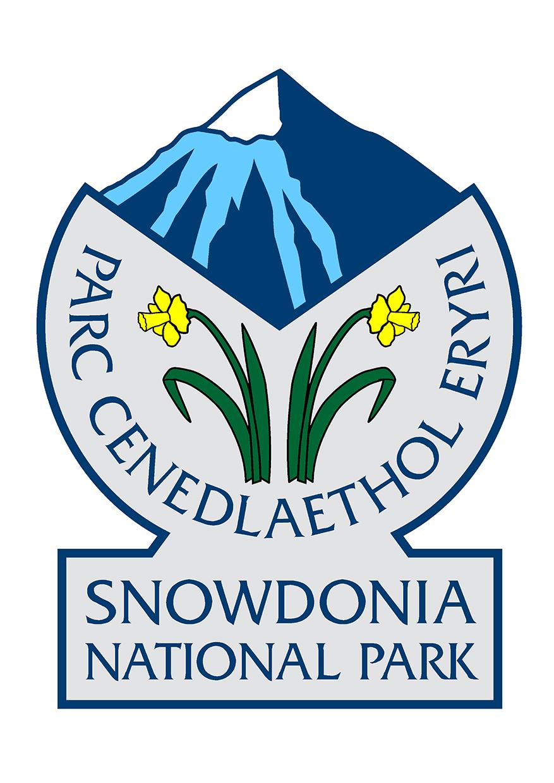 Logo Parc Cenedlaethol Eryr