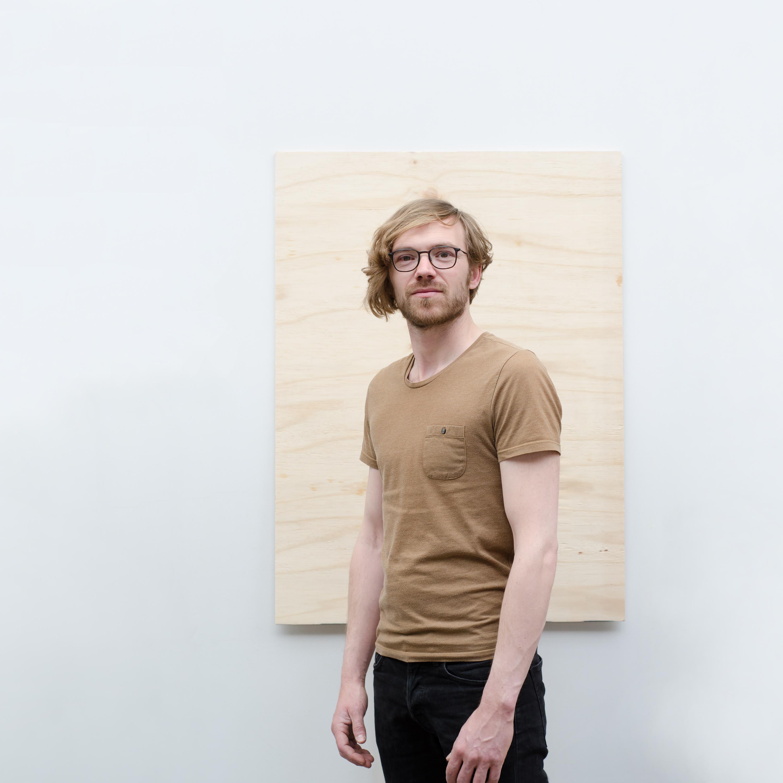 portrait of Bouke Groen