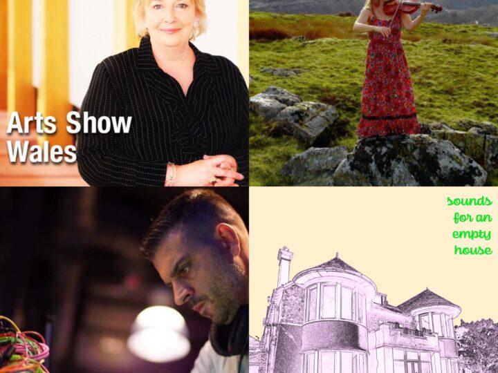 Sioe Gelfyddydau Radio Wales