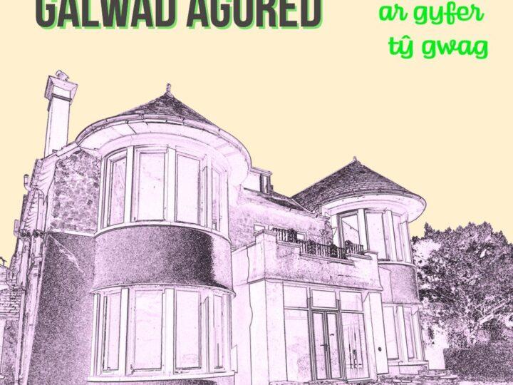 Galwad Agored  – Seiniau ar gyfer Tŷ Gwag